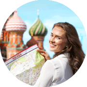 Russisches Touristenvisum